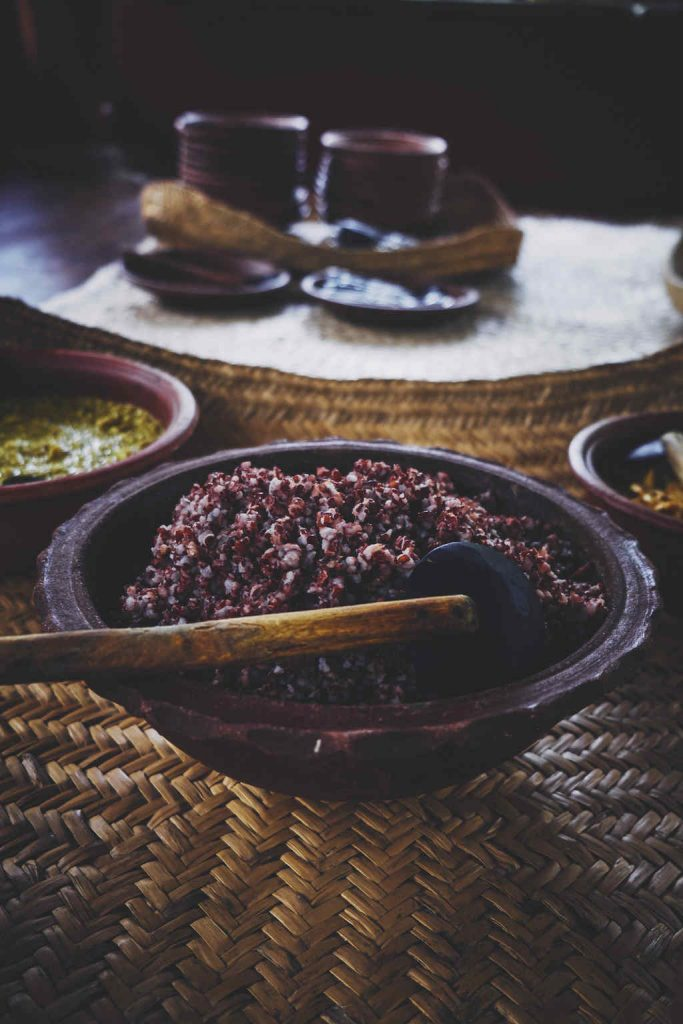 Ulpotha red rice