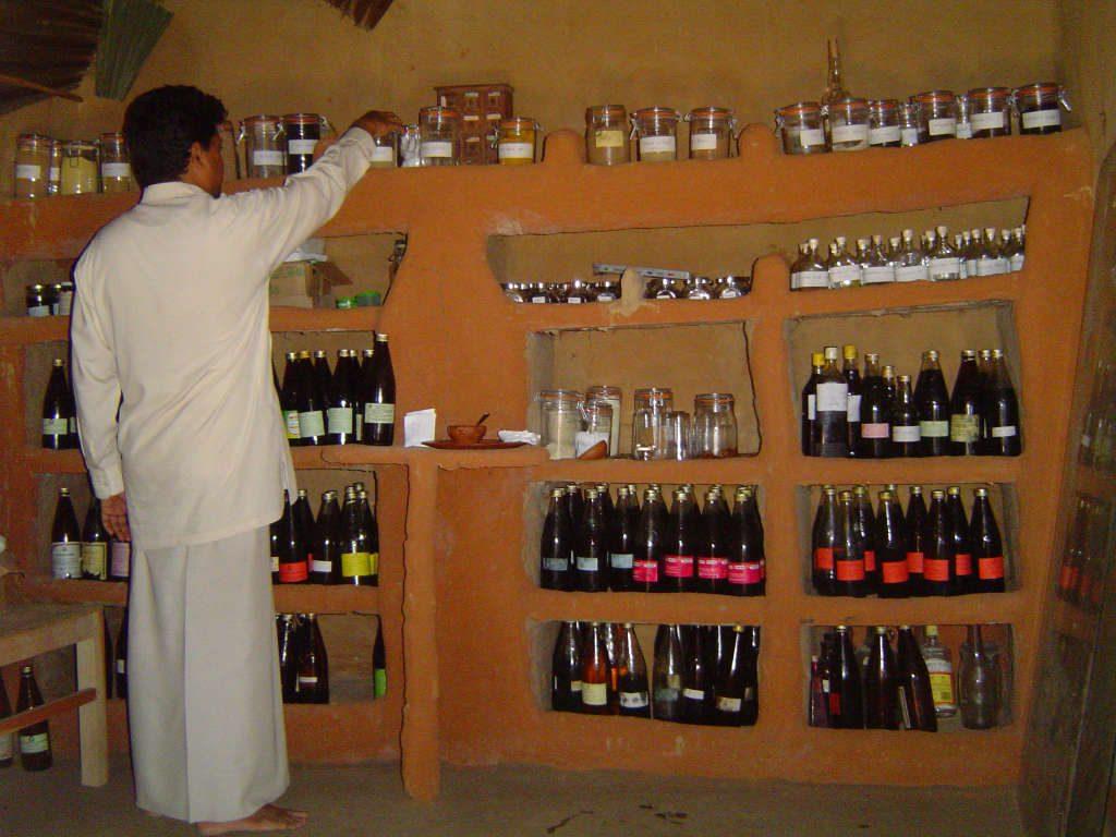 Ulpotha Ayurveda medicine dispensary Sri Lanka