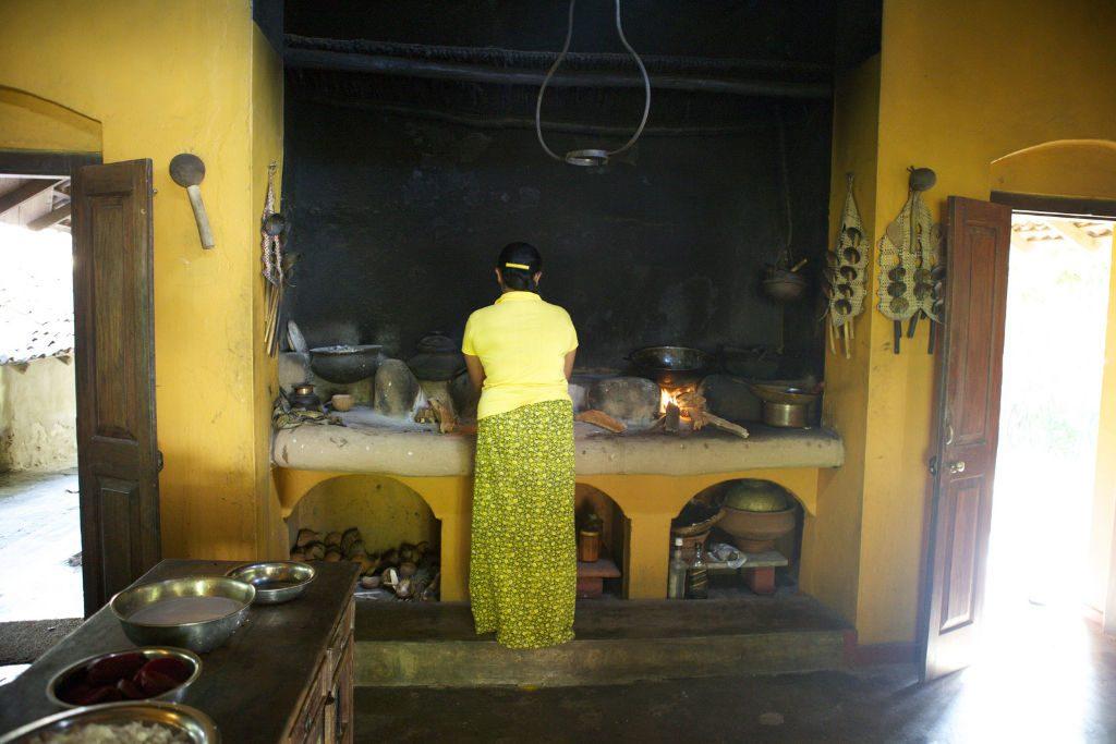 Ulpotha kitchen wood fire stoves